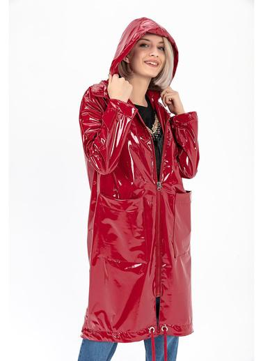 Tiffany&Tomato Yağmurluk Kırmızı